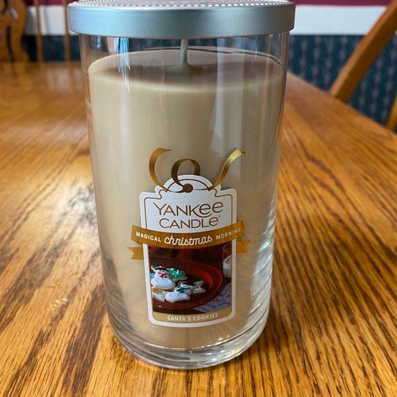 Yankee candle, Santa's cookies